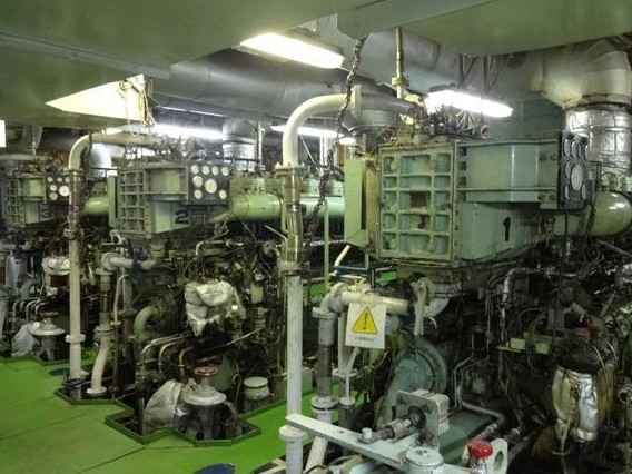 機械室検査